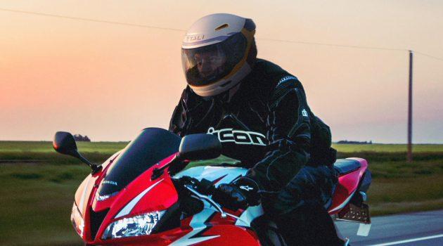Benefits of wearing a motorcycle helmet